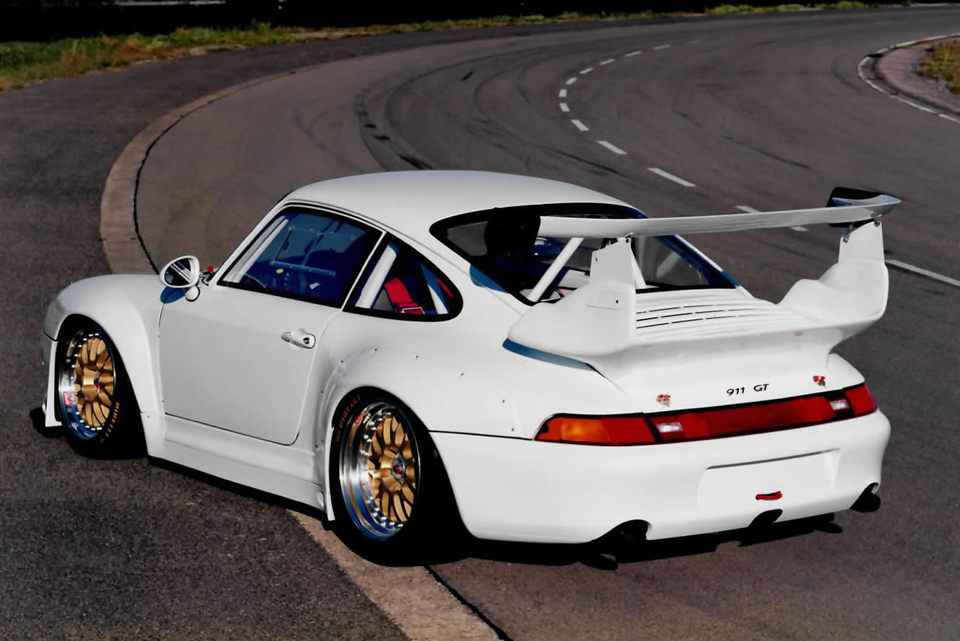 993 Cup GT2